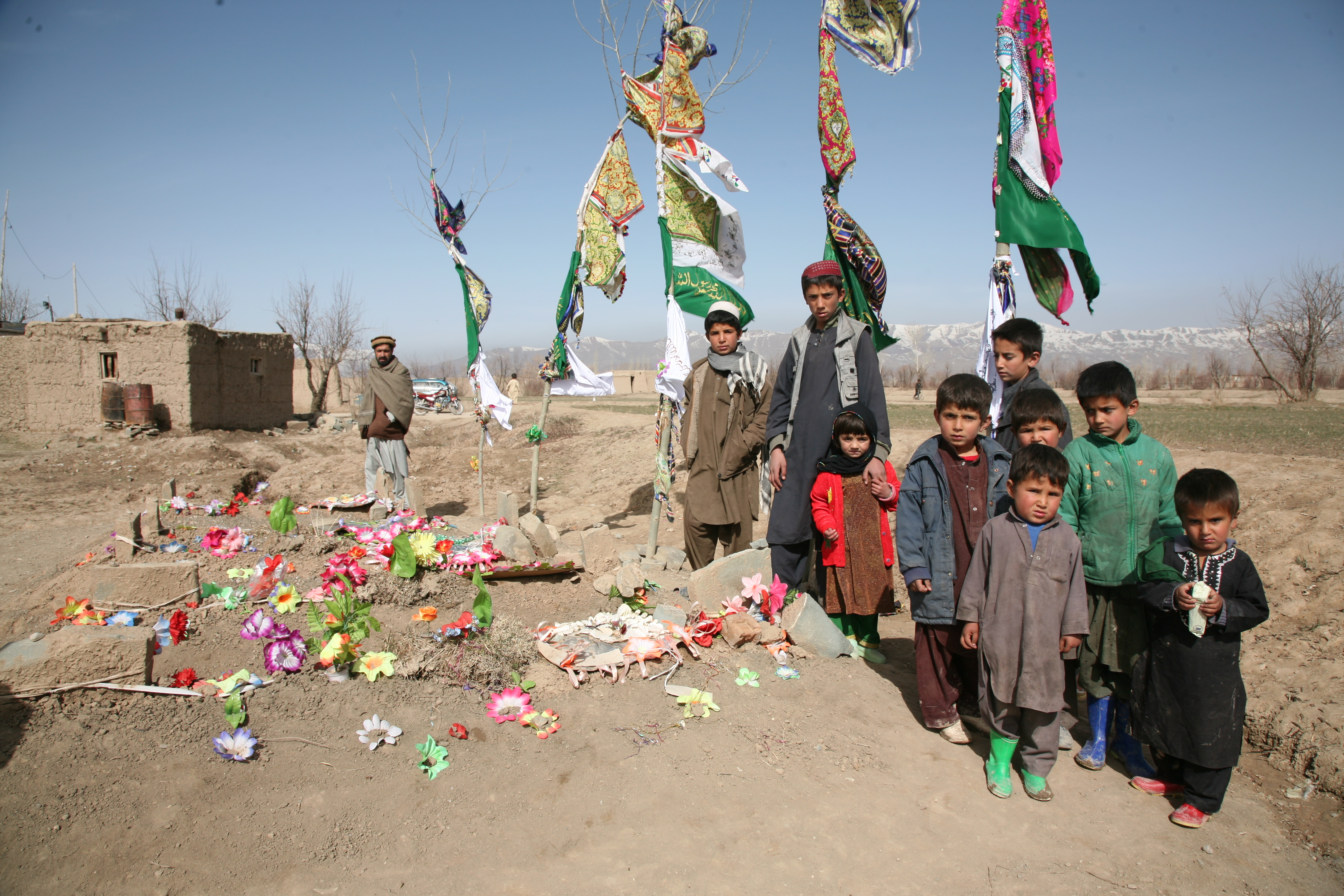Afghanistan victims ICC