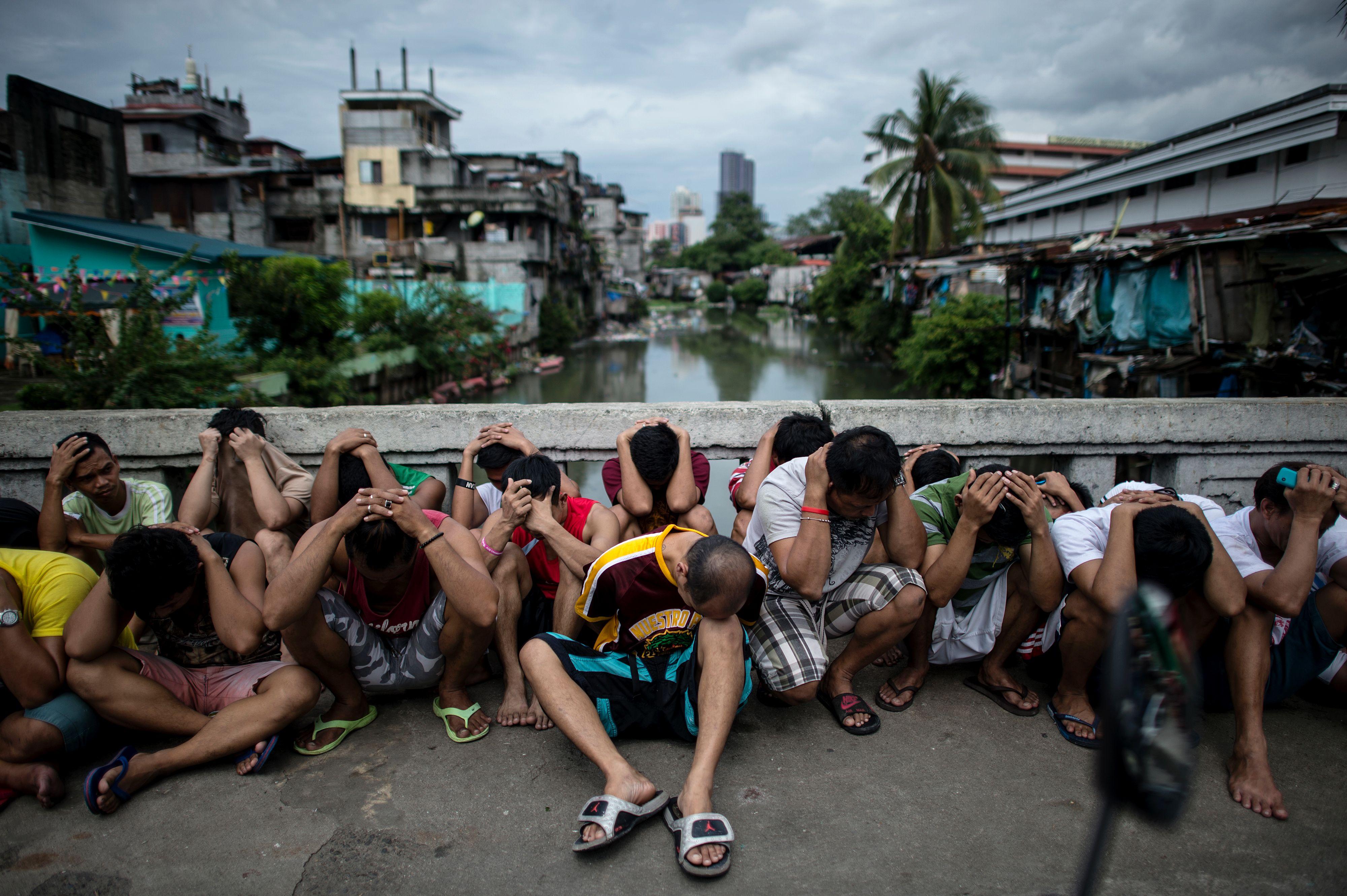 duterte philippines war on drugs