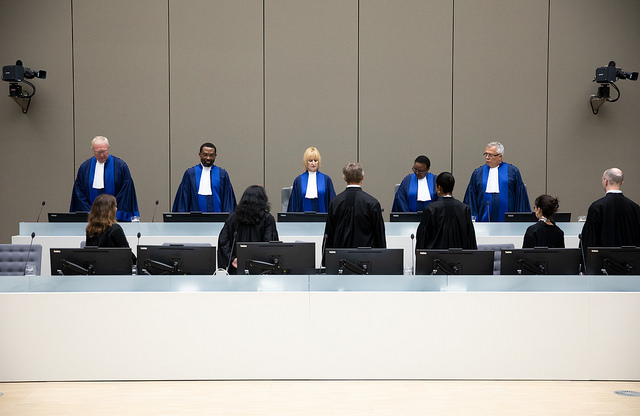 ICC Appeals Chamber that on 8 June acquitted Mr Bemba from charges of war crimes and crimes against humanity